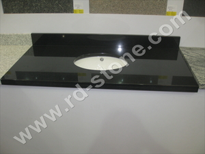 CHINA BLACK---VANITY TOP