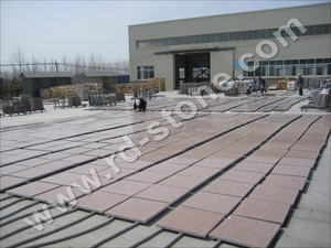 SHIDAO RED---TILES